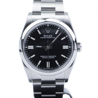 Rolex Oyster Perpetual 36 126000 Black Dial Novelty Unworn 2020