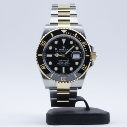 Rolex Submariner Two-Tone Black Dial 126613LN Unworn 2020 Novelty
