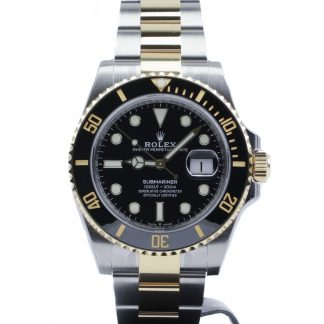 Rolex Submariner Two-Tone Black Dial 126613LN Unworn 2020 Novelty