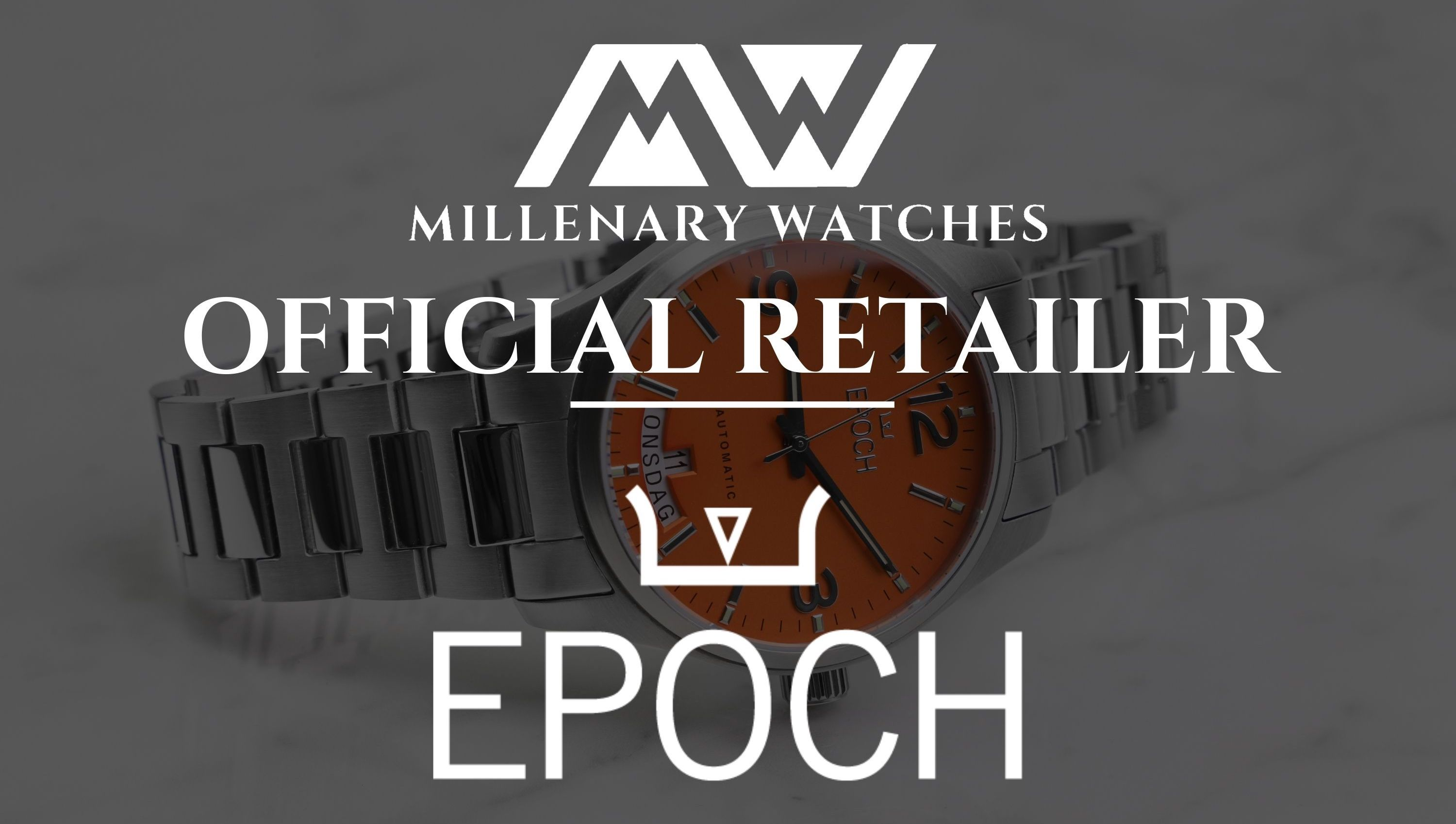 EPOCH WATCHES OFFICIAL RETAILER