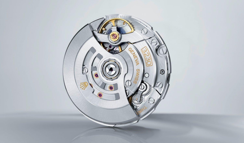 Rolex caliber 3230