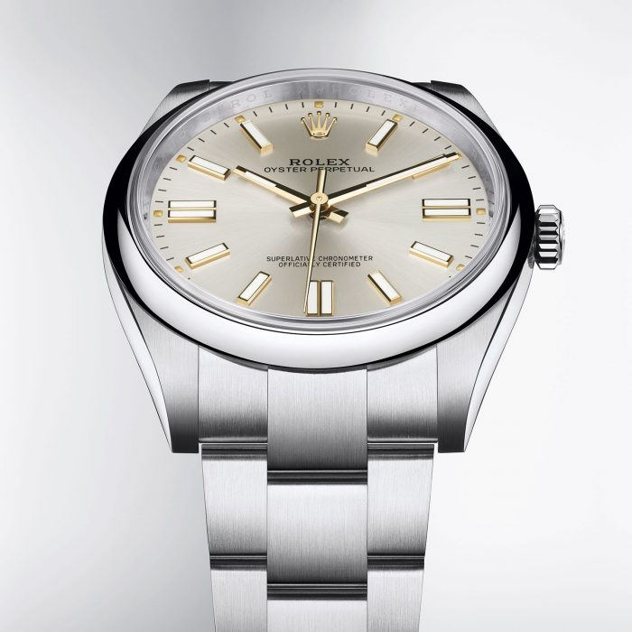 Oyster Perpetual 124300