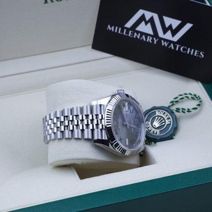 Rolex Datejust 41 126334 Wimbledon Unworn 2020