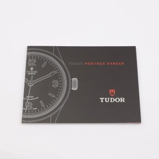 Tudor Heritage Ranger Manual Booklet