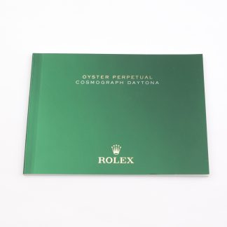 Rolex Cosmograph Daytona Manual Booklet