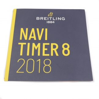 Breitling Navitimer Catalogue 2018