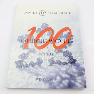 100 Fabulous Watches for Sale Magazine