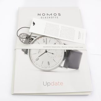 Nomos Glashütte 2017 Edition Book Set