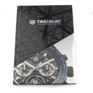 TAG Heuer Catalogue Book Pocket Size