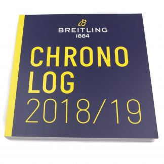 Breitling Chronolog Catalogue 2018/2019
