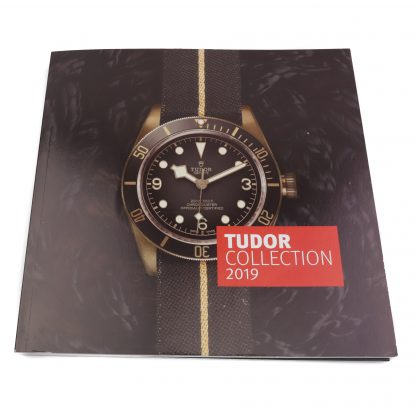 Tudor Collection 2019 Brochure in French