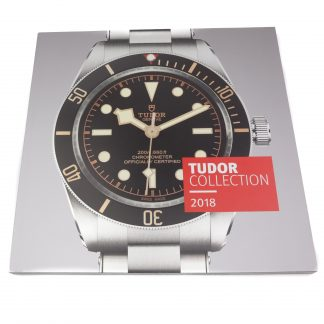 Tudor Collection 2018 Catalogue in English