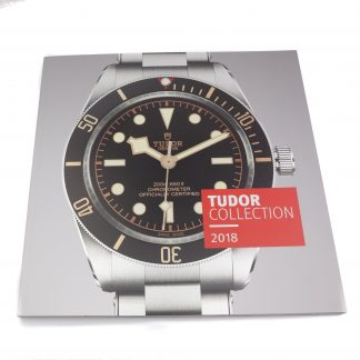 Tudor Collection 2018 Catalogue in French