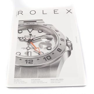 The Rolex Magazine Issue 8 in English