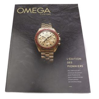 Omega Lifetime Magazine Numéro 21 2019 in French