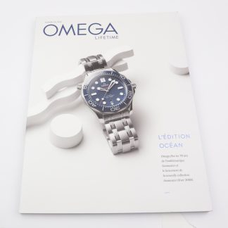 Omega Lifetime Magazine Numéro 20 2018 in French