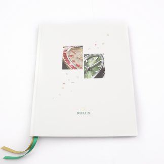 Rolex Season's Hardcover book