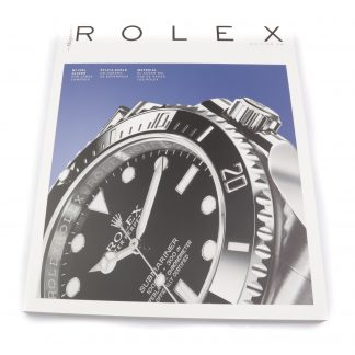 Rolex Magazine Edición 06 (Number 6) in Spanish
