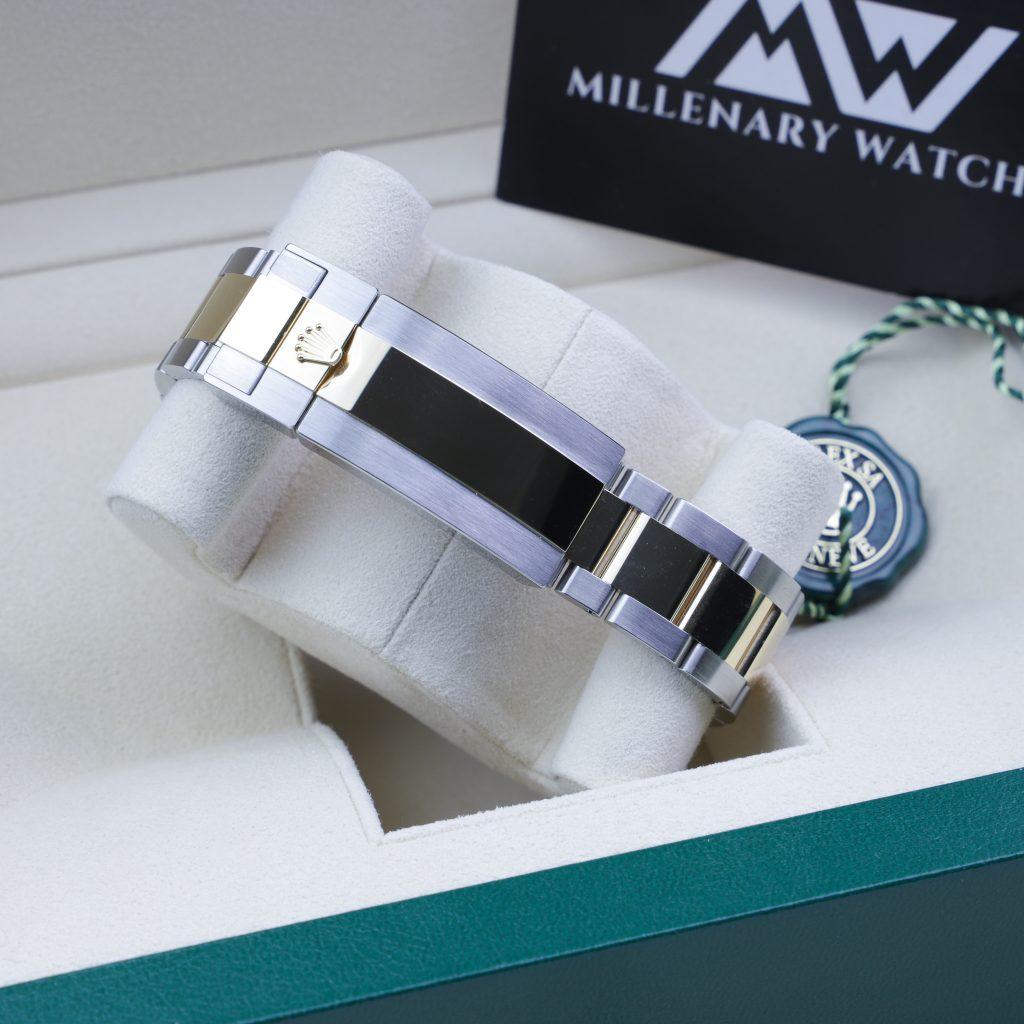 Rolex Submariner Two-Tone Blue Dial 126613LB Unworn 2020