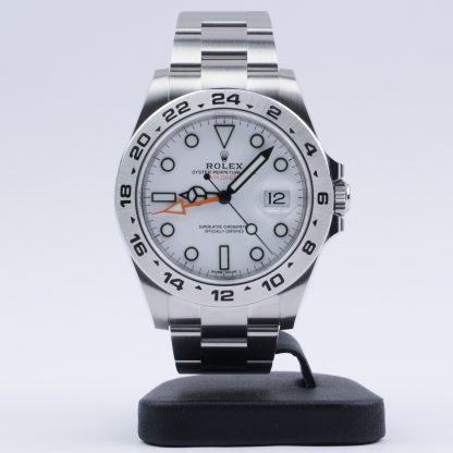 Rolex Explorer II White Dial 216570 Unworn 2020