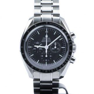 Omega Speedmaster Professional Moonwatch Chronograph Hesalite 2020