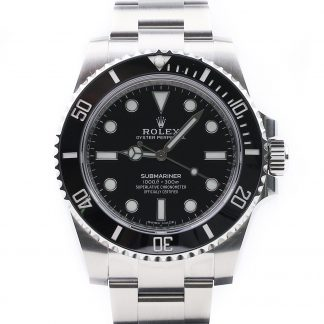 Rolex Submariner No-date Ceramic 114060 Unworn 2020