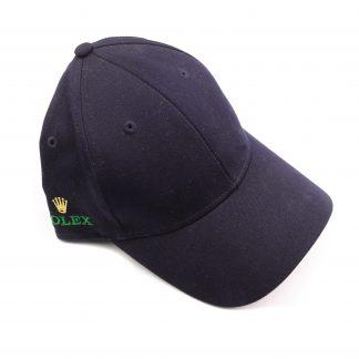 Rolex blue cap