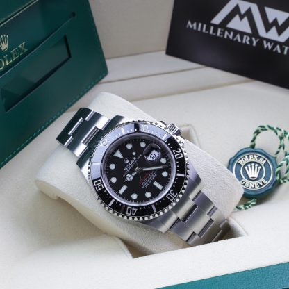 Rolex Sea-Dweller 43mm 50th Anniversary 126600 Unworn 2020
