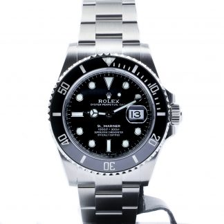 Rolex Submariner Date Black Dial 126610LN Novelty 2020