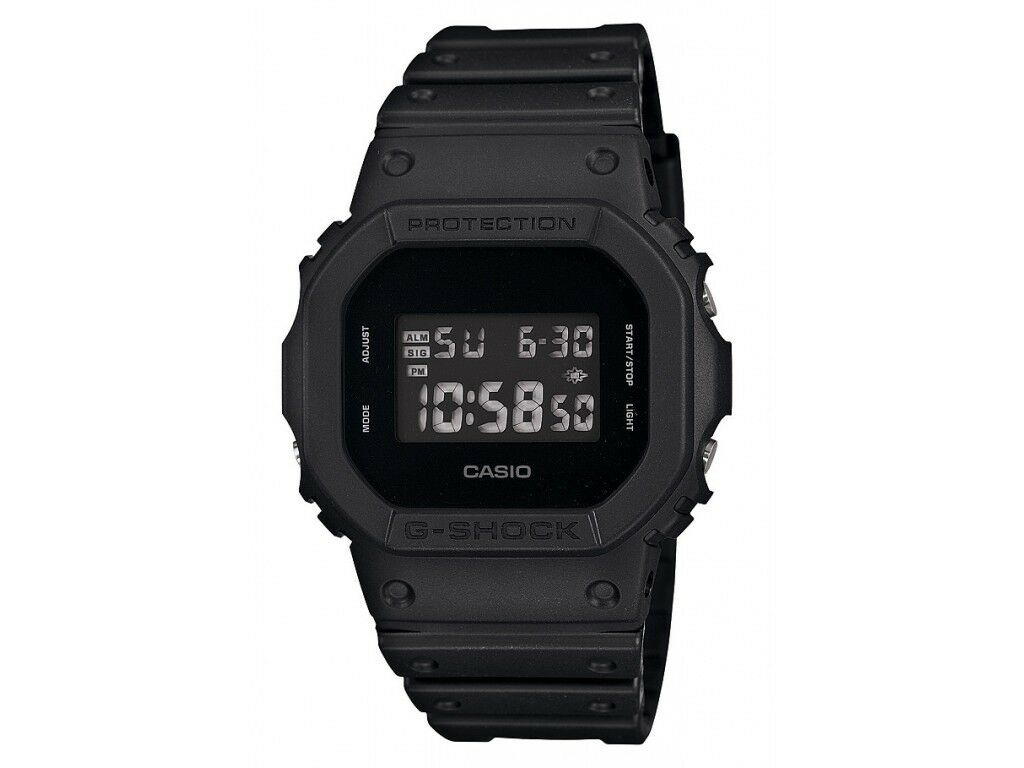 Casio G-Shock DW5600BB Review & Complete Guide
