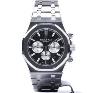Audemars Piguet Royal Oak Chronograph Black Dial 2020 26331ST.OO.1220ST.02