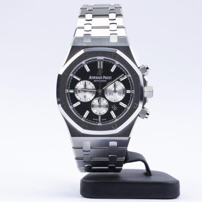 Audemars Piguet Royal Oak Chronograph Black Dial 2020 26331ST.OO.1220ST.02