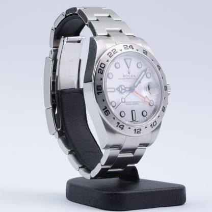 Rolex Explorer II White Dial 216570 2018