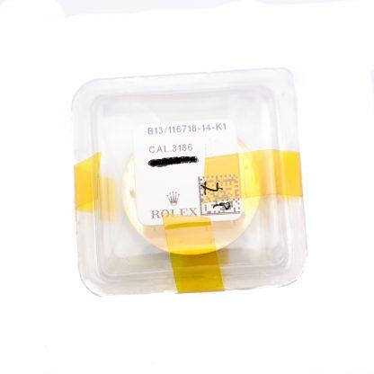 Original Rolex White Gold GMT-Master II 116719 Black Dial + Hands