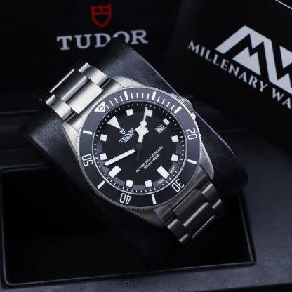 Tudor Pelagos Black First Edition 25500TN 2012
