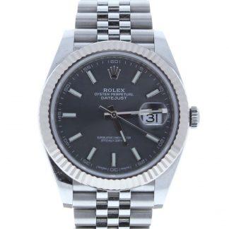 Rolex Datejust 41 126300 Rhodium Dial Oyster 2020
