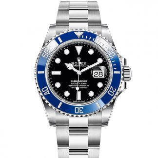 Rolex Submariner Date White Gold 126619LB Blueberry 2020