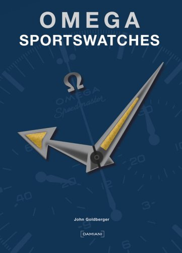 Omega Sports Watches Hardcover
