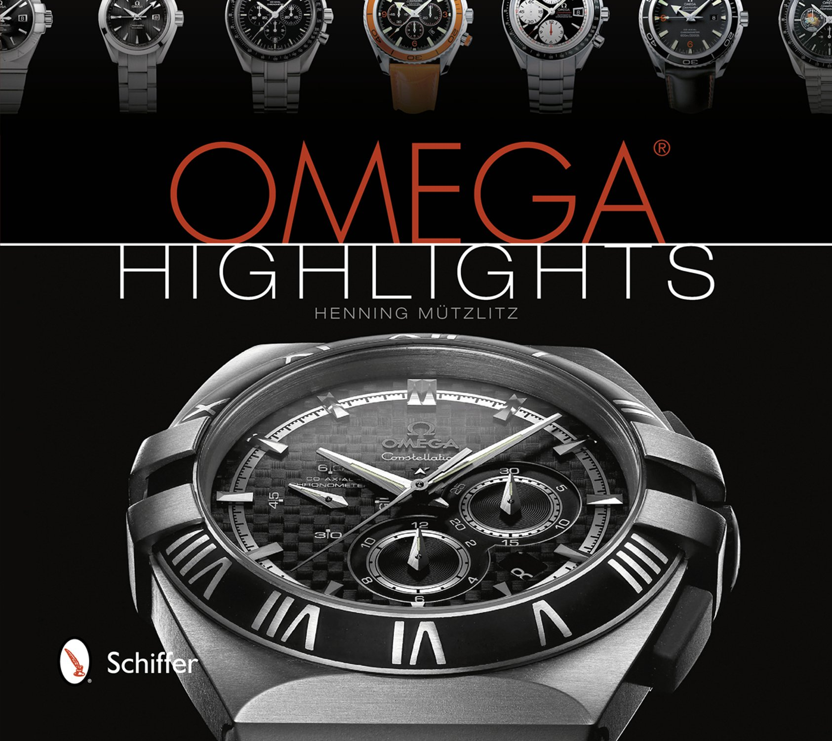 Omega Highlights Hardcover