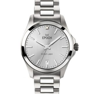 Epoch First Lady Brushed Silver