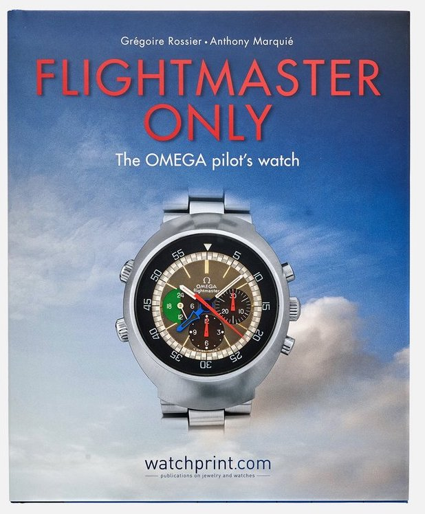 Flightmaster Only: The OMEGA Pilot's Watch