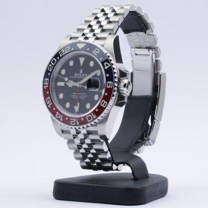 Rolex GMT-Master II Pepsi 126710BLRO Unworn 2020