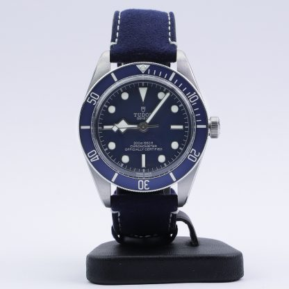 Tudor Black Bay Fifty-Eight 58 Blue 79030B Leather New 2020