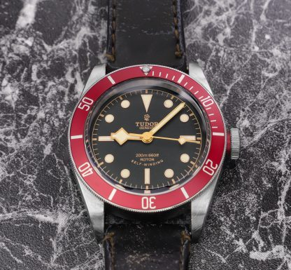 Tudor Heritage Black Bay ETA Red 79220R