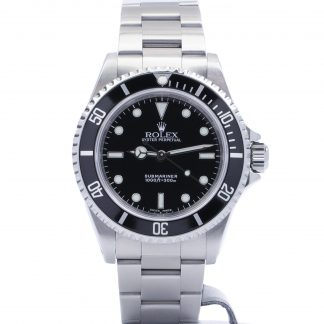 Rolex Submariner no date Two-Liner 14060M Full Set