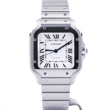 Cartier Santos Medium WSSA0029 Excellent Condition 2020