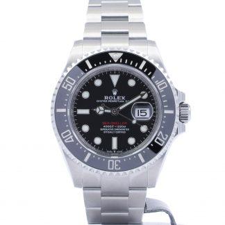 Rolex Sea-Dweller 43mm 50th Anniversary 126600 Unworn 2021