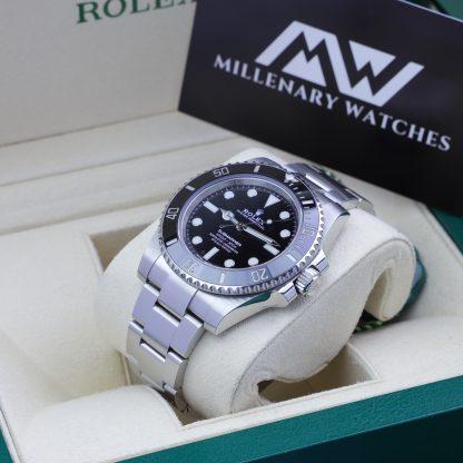 Rolex Submariner Ceramic No Date 114060 2018
