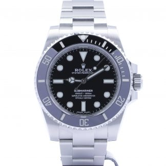 Rolex Submariner Ceramic No Date 114060 2018