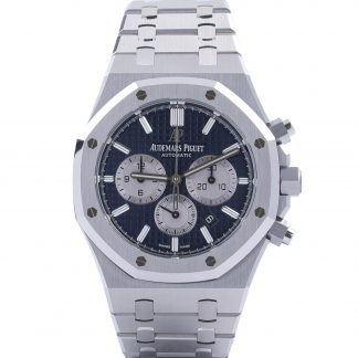 Audemars Piguet Royal Oak Chronograph 26331ST.OO.1220ST.01 Blue Dial